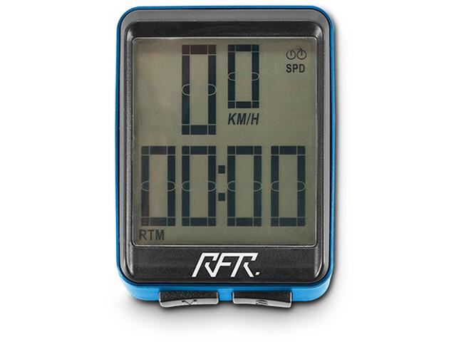 Cube RFR CMPT Compteur de vélo sans fil, blue